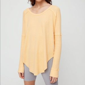 Women TNA for Aritzia, size L thermal top